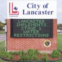 Historic city of Lancaster