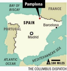 Spyns Pamplona Tours
