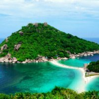 Koh Nangyuan Charm Enchanting.