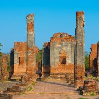 The Old Capital of Thailand (Ayutthaya)