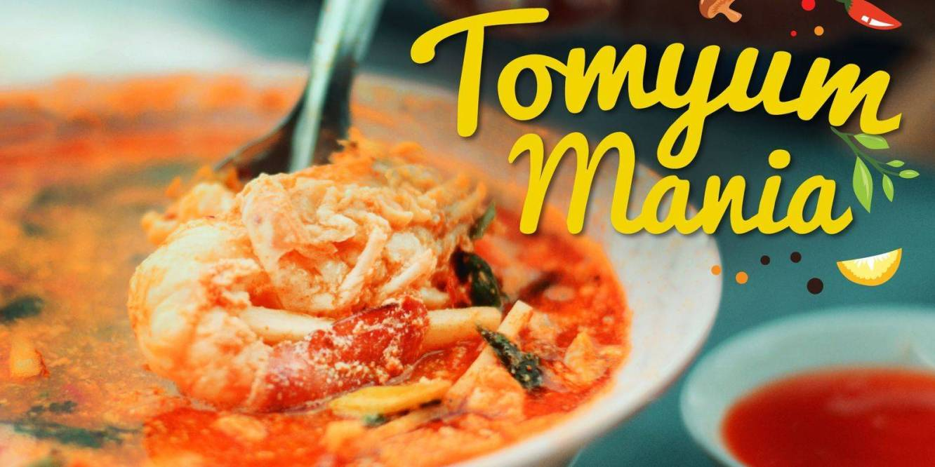 Thai food Tomyam